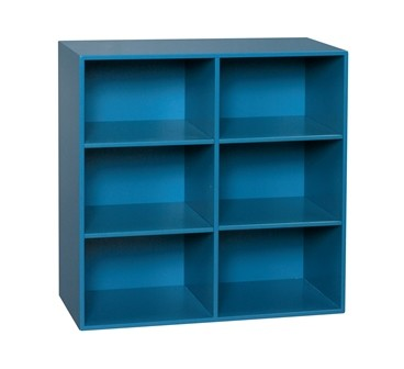 KUBIK 4301 blå