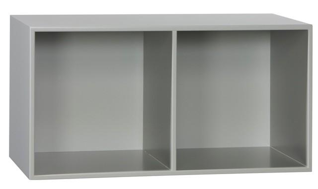 KUBIK 4315 Lys grå