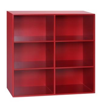 KUBIK 4301 Rød