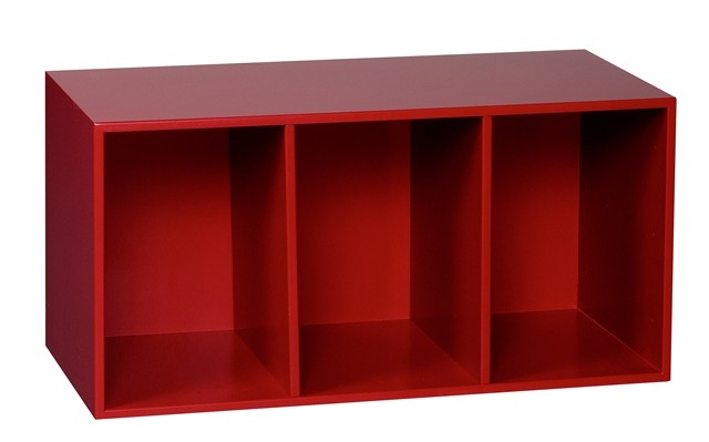 KUBIK 4305 Rød
