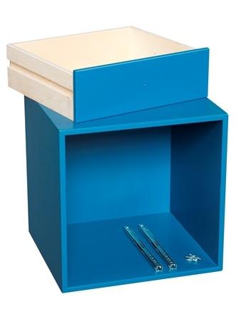 KUBIK 4329 blå