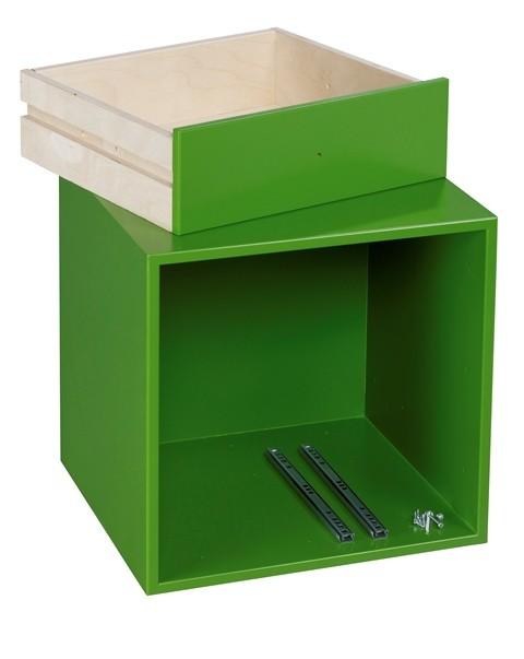 KUBIK 4329 Grøn