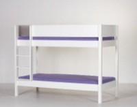 Etageseng, hvid (90x200)