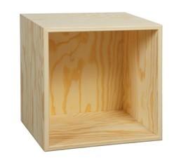 Dyb Bogkasse 30x30x25 cm, med 1 rum